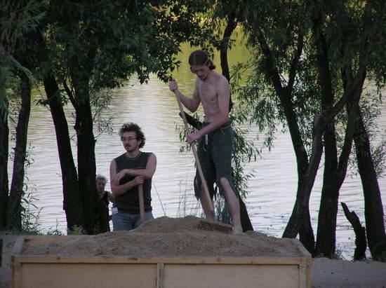Фестиваль песчаной скульптуры 2004 год, Оболонь (фото из архива) - Festival-peschanoj-skulptury-2004-Obolon_30