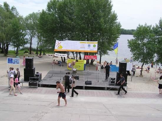 Фестиваль песчаной скульптуры 2004 год, Оболонь (фото из архива, часть 2) - Festival-peschanoj-skulptury-2004Obolon2_32