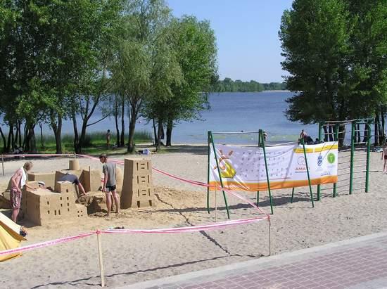 Фестиваль песчаной скульптуры 2004 год, Оболонь (фото из архива, часть 2) - Festival-peschanoj-skulptury-2004Obolon2_7