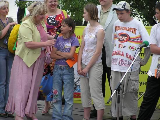 Фестиваль песчаной скульптуры 2004 год, Оболонь (фото из архива, часть 3) - Festival-peschanoj-skulptury-2004Obolon3_13