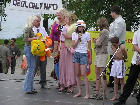 Фестиваль песчаной скульптуры 2004 год, Оболонь (фото из архива, часть 3) - Festival-peschanoj-skulptury-2004Obolon3_8