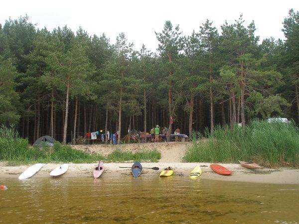 """Лучший отдых для детей - спортивно-туристический палаточный лагерь """"STALKER"""" (фото) - Luchshij-otdyh-dlja-detej-lager-STALKER_10"""