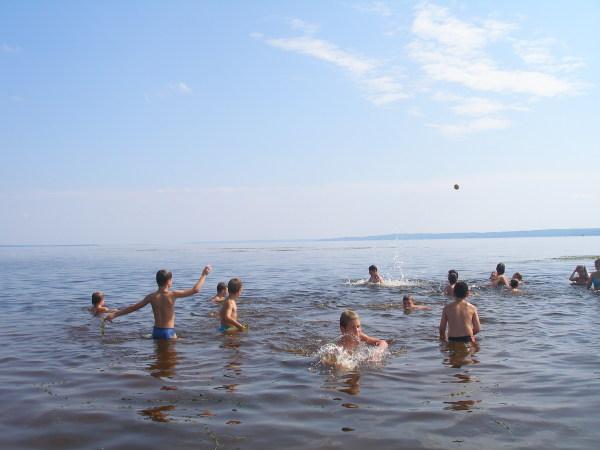 """Лучший отдых для детей - спортивно-туристический палаточный лагерь """"STALKER"""" (фото) - Luchshij-otdyh-dlja-detej-lager-STALKER_13"""