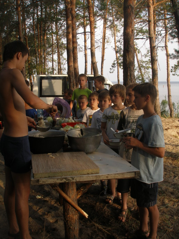 """Лучший отдых для детей - спортивно-туристический палаточный лагерь """"STALKER"""" (фото) - Luchshij-otdyh-dlja-detej-lager-STALKER_3"""