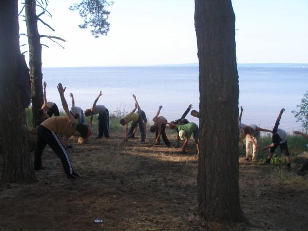 """Лучший отдых для детей - спортивно-туристический палаточный лагерь """"STALKER"""" (фото) - Luchshij-otdyh-dlja-detej-lager-STALKER_4"""