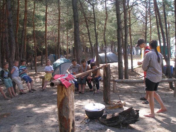 """Лучший отдых для детей - спортивно-туристический палаточный лагерь """"STALKER"""" (фото) - Luchshij-otdyh-dlja-detej-lager-STALKER_5"""