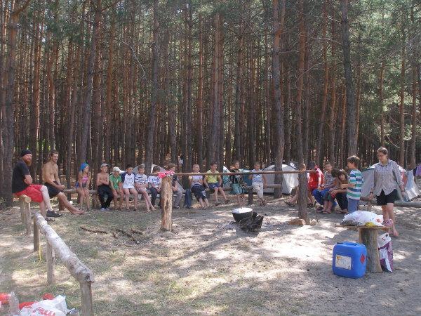 """Лучший отдых для детей - спортивно-туристический палаточный лагерь """"STALKER"""" (фото) - Luchshij-otdyh-dlja-detej-lager-STALKER_6"""