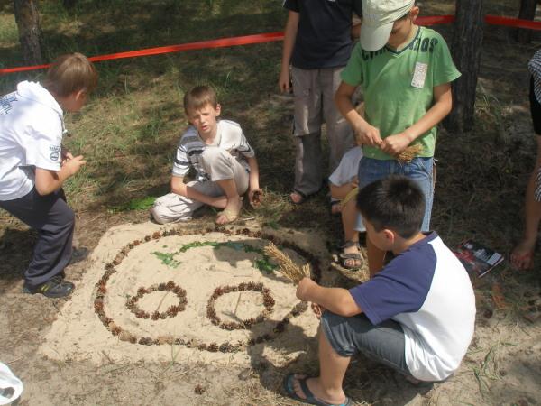 """Лучший отдых для детей - спортивно-туристический палаточный лагерь """"STALKER"""" (фото) - Luchshij-otdyh-dlja-detej-lager-STALKER_7"""