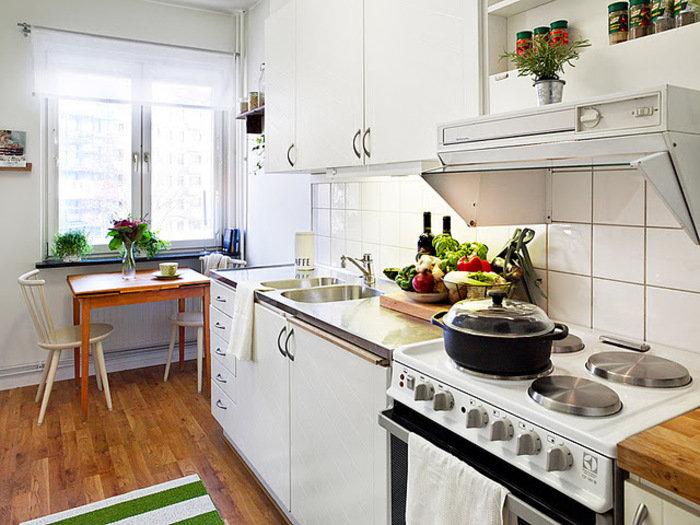 История и новости Оболони Как красиво обустроить маленькую кухню