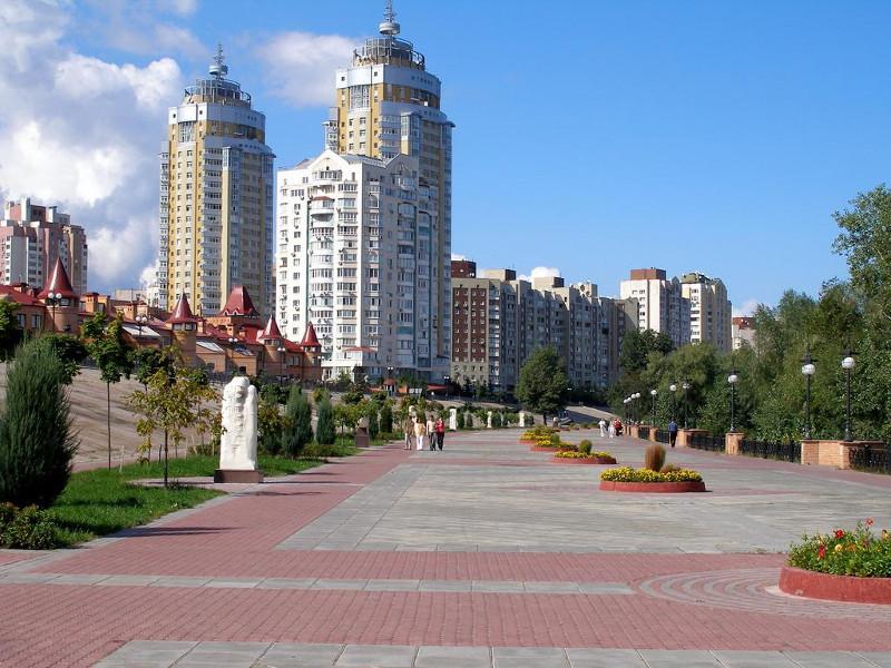 История и новости Оболони Квартиры посуточно в Киеве на Оболони