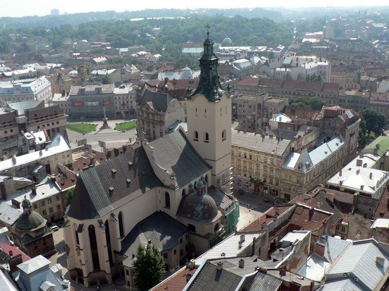Львов: маленькая Европа в одном городе - lvov-malenkaja-evropa-v-odnom-gorode_1