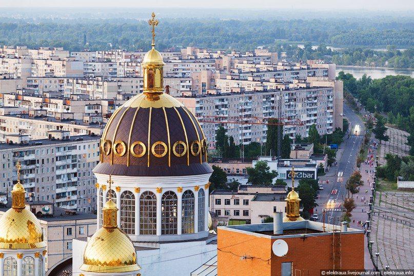 Оболонская набережная, Церковь (фото) - obolonskaja-naberezhnaja-tserkov-foto_1