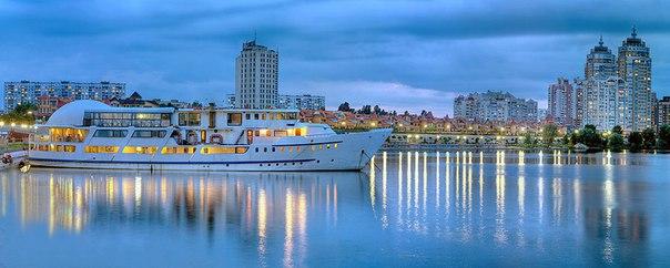 Огни города, красивая Оболонь (фото) - ogni-goroda-krasivaja-obolon-foto_1