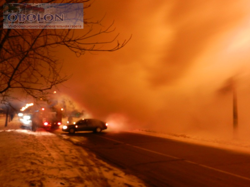Пожар на Богатырской (11 фото) - pozhar-na-bogatyrskoj-11-foto_1