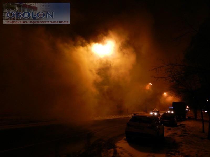 Пожар на Богатырской (11 фото) - pozhar-na-bogatyrskoj-11-foto_8