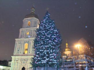 История и новости Оболони Эволюция киевских елок Интересные новости
