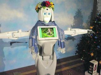 История и новости Оболони Выставка роботов на ВДНХ Киевские новости