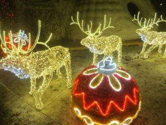 История и новости Оболони Резиденция Санта Клауса в инста-аккаунтах киевлян и гостей столицы Киевские новости