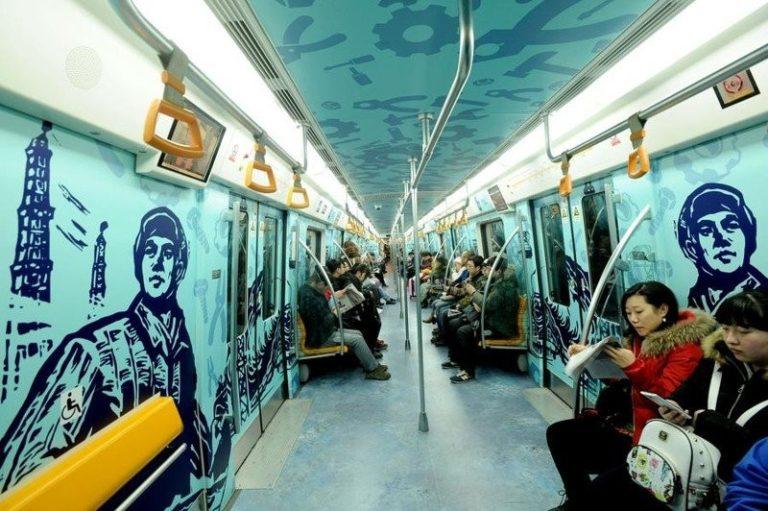 Нескучное метро - neskuchnye-vagony-metro-v-raznyx-gorodax-mira-1-768x511