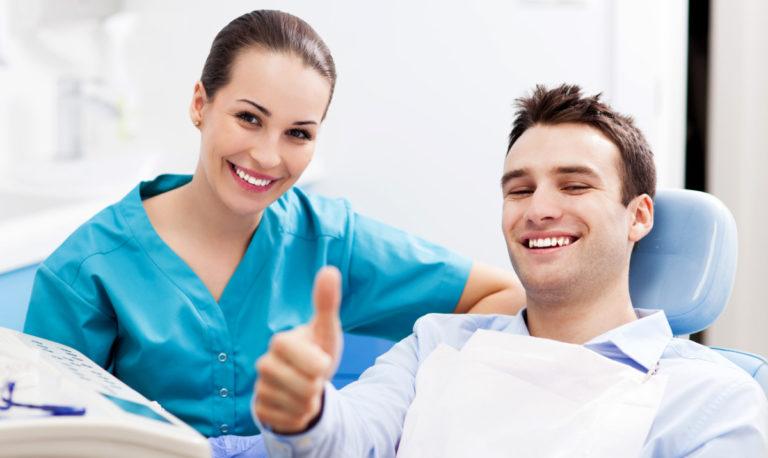 Профессиональные стоматологические клиники в Оболонском районе - 1-2-768x458