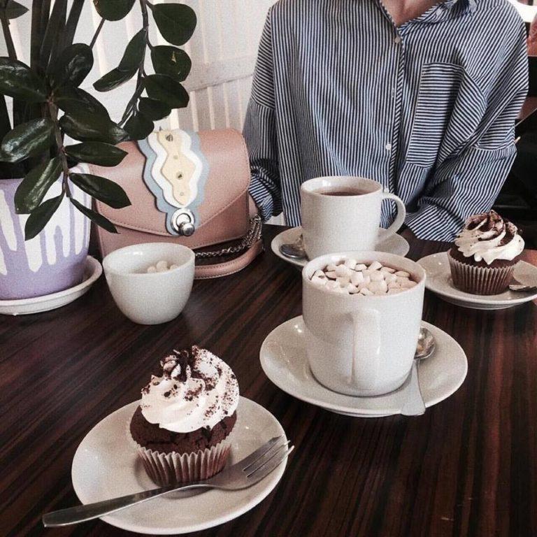 Куда пойти на кофе: кофейня Cup&Сake на Оболоне - 19399044_1528076240581927_3418063530354546789_n-768x768