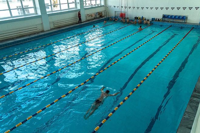 Где плавать в удовольствие для себя и для своего кошелька? - olimp-basseyn-kiev-2017