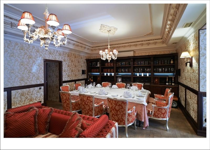 Лучшие рестораны Киева или Залог хорошего вечера - 018-1040311228__large