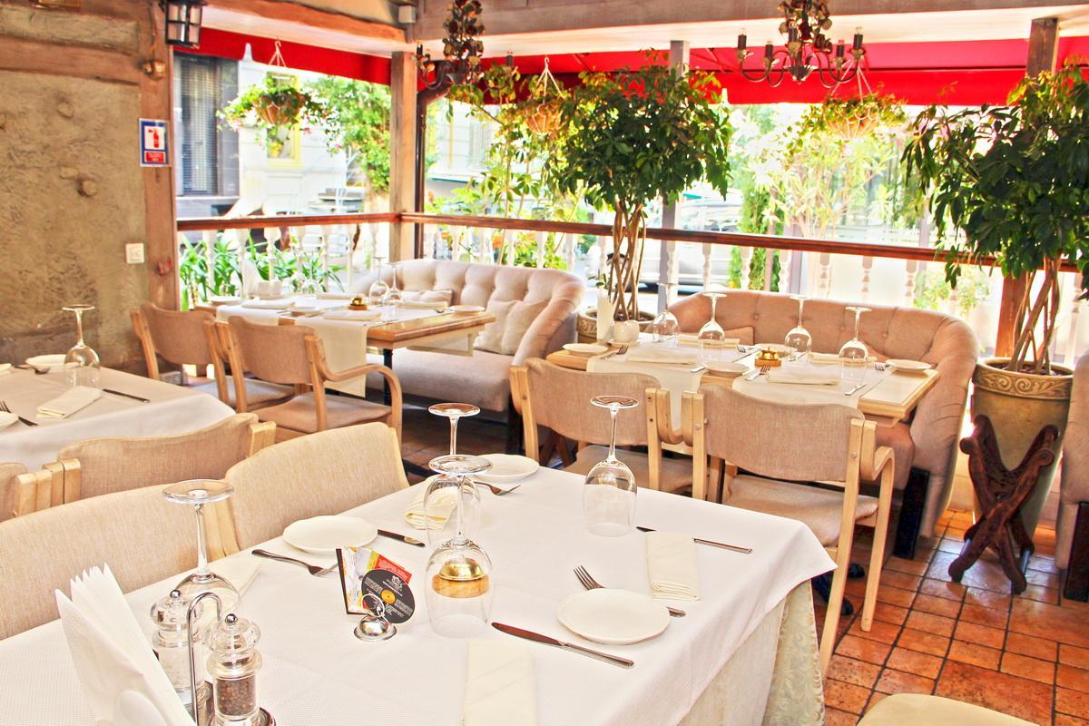 Лучшие рестораны Киева или Залог хорошего вечера - 4__large