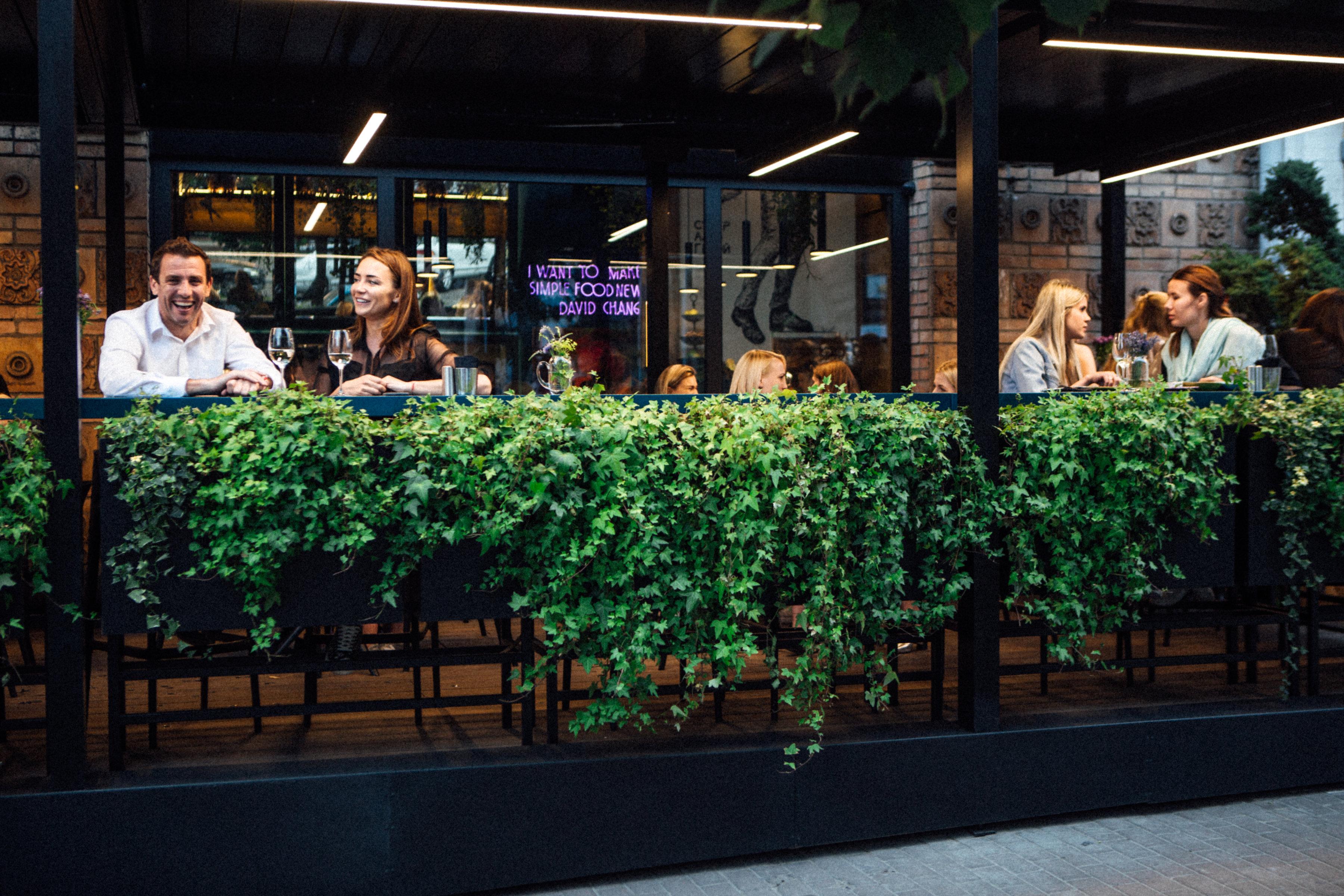 Рестораны Киева для незабываемого свидания - 208