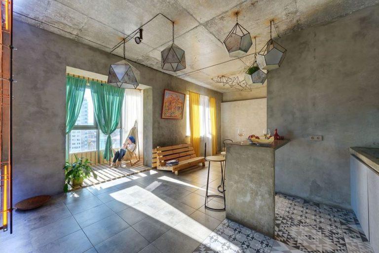 В Киеве появился солнечный лофт - 28059028_560579840973068_393675690112994864_n-768x512