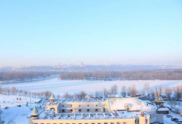 Морозные фото заснеженной столицы - 817031_main