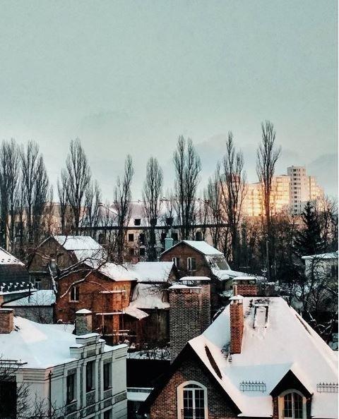 Морозные фото заснеженной столицы - 817033_main