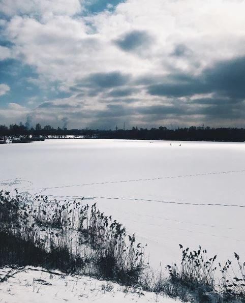 Морозные фото заснеженной столицы - 817038_main