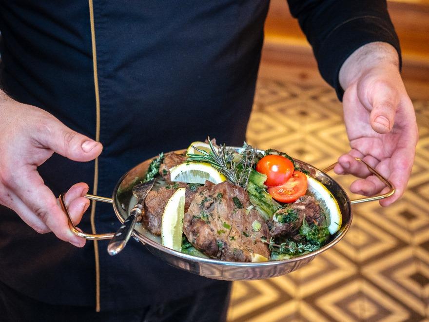 Обновление меню в киевских ресторанах - Baranina-arnaki-kleftiko