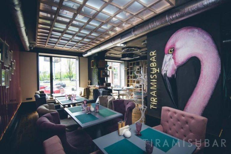 Инстаграмное место: Tiramisu bar на Оболонской набережной - 594513786950e-768x513