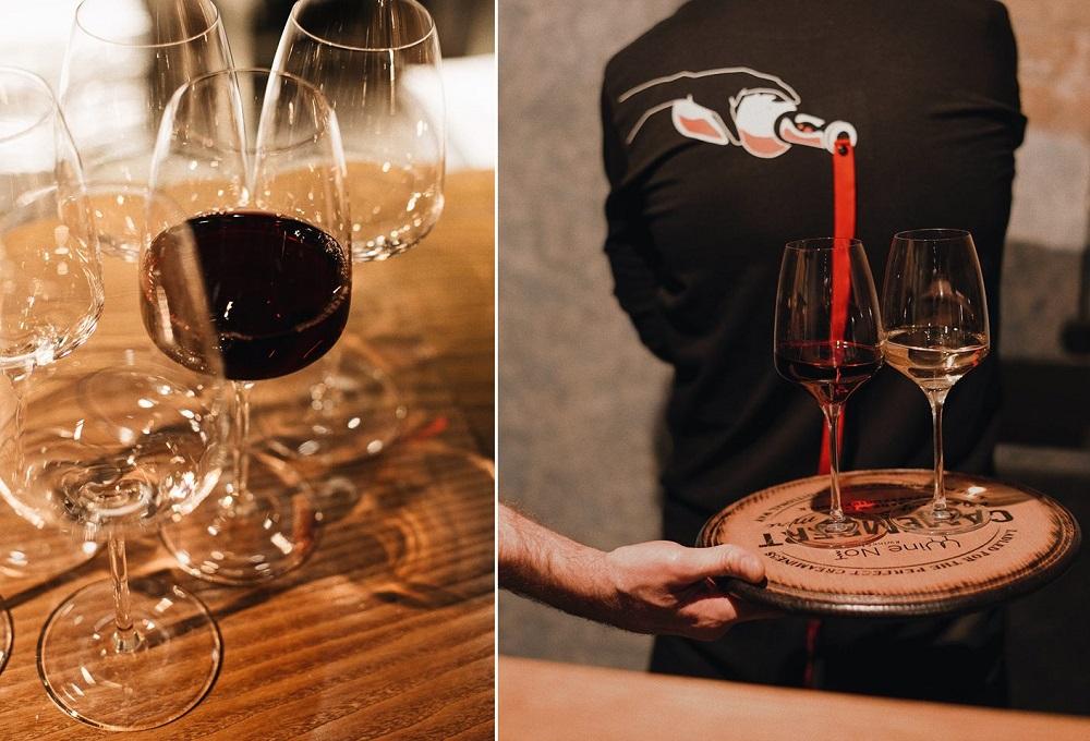 Новый винный бар Wine Not на Саксаганского - 48378634_428224711046722_1228344549118574592_n