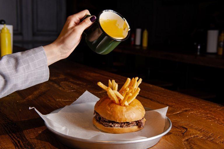 I'm Burger - новое стильное заведение в Arena City - DSC_3466-768x513