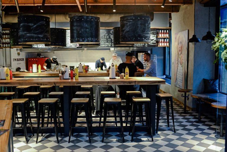 I'm Burger - новое стильное заведение в Arena City - DSC_3562-768x513