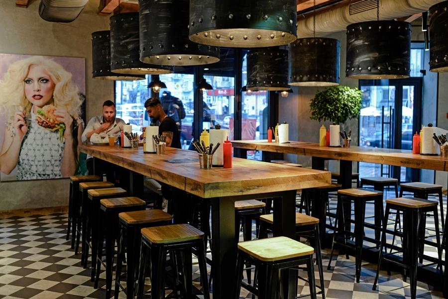 I'm Burger - новое стильное заведение в Arena City - DSC_3563