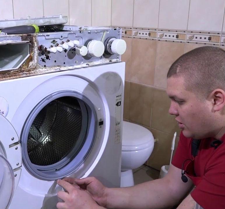 Неисправности стиралок-автомат – устранять самостоятельно или вызывать мастера? - remont-stiralnyh-mashin-315