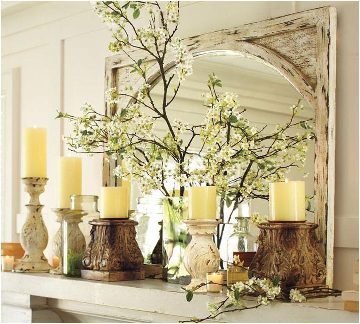 Живые цветы как украшение интерьера - img_5d10cb14af6b8